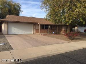 10116 W ANDOVER Avenue, Sun City, AZ 85351
