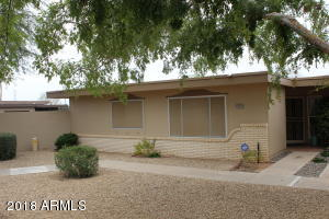 14014 N PALM RIDGE Drive W, Sun City, AZ 85351
