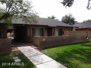 31 W LOMA VISTA Drive, 101, Tempe, AZ 85282