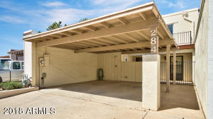 2 bedroom with den townhome close to the lake in Litchfield Park.