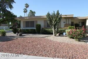 10238 W HUTTON Drive, Sun City, AZ 85351