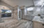 Master Bath enjoys a great view as well! Large water closet.