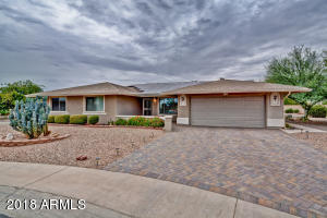 9201 W PINERIDGE Drive, Sun City, AZ 85351