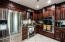 Kitchen Stainless steal appliances