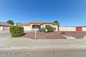 Peoria, Single Story with RV Parking allowed on this .36 acre Lot!