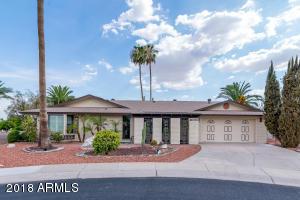 21002 N Palm Desert Drive, Sun City West, AZ 85375