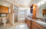 Remodeled Ensuite MBR, double sinks with Schuler cabinetry, easy close doors