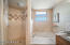 Separate shower and tub. All baths use Kohler fixtures