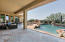Patio View to Pool