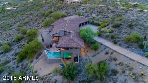 8702 E Silver Saddle Drive, Carefree, AZ 85377