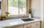 Coordinates with kitchen finishes