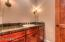 Guest bath or powder room