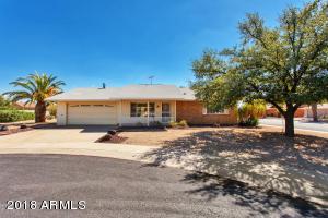 18621 N PALO VERDE Drive, Sun City, AZ 85373