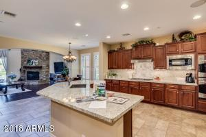 DOESN'T GET ANY BETTER W/NEW GRANITE, STAINLESS DBL. OVENS, GAS COOK TOP!