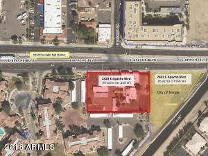 2423 E Apache Boulevard, -, Tempe, AZ 85281