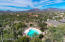 Truly 360 degree views. surrounded by mountains, Black Mountain, Continentals, Elephant Butte and 3 Sisters.
