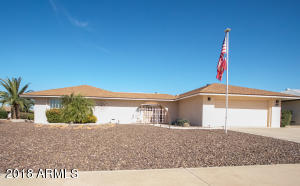 9734 W WRANGLER Drive, Sun City, AZ 85373