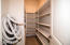 walk-in pantry & central vac