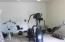 Exercise Room by the Pool