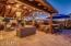 Fireplace, Built-in BBQ & Bar