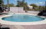 Selfcleaning pool