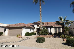 FRONT ELEVATION - 15836 W. STAR VIEW LN. SURPRISE, AZ. 85374