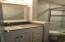 Lovely new shower room