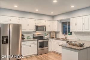All the Counter Space! All of the Cabinet Space! Everything Flows! All 4 Matching Brand New Stainless Steel Appliances! New Dual Stainless Steel Sink and Garbage Disposal.