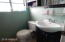 3/4 Master Bathroom
