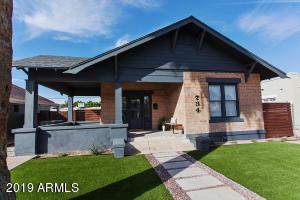 734 E MCKINLEY Street, Phoenix, AZ 85006