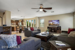 Family Room/Kitchen View