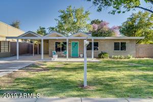 341 E SOLANA Drive, Tempe, AZ 85281