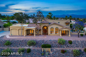 Sunsets, Mt views, & starry nights await you on this elevated lot in beautiful Fountain Hills.