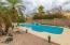 Isn't this blue, sparkling pool inviting? Splash!