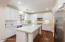 White Cabinetry and Countertops