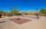 One of 2 Courts at Desert Camp Community Center