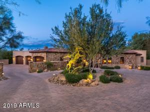 6326 E QUARTZ MOUNTAIN Road, Paradise Valley, AZ 85253