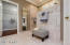 Shown from Entry featuring Closet & Shower Entry