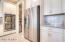 Gorgeous Kitchen Double ovens and walk in Pantry