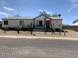 11549 W STAGECOACH Road, Arizona City, AZ 85123
