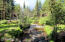 Lush landscaping surrounds the Little Colorado River!