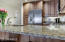 Beautiful appointed kitchen.