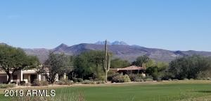 VIEWS OF THE FOUR PEAKS AND GOLF COURSE FROM THIS RESIDENTIAL LOT