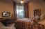 Second en-suite guest room.