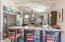 Thermador Fridge and 90 bottle wine fridge
