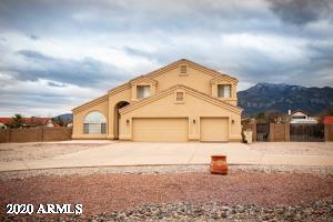 2610 E EAGLE ROCK Drive, Sierra Vista, AZ 85650