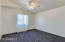 BEDROOM 2 UP * VAULTED CEILING * FRESH CARPET * HAS WALK-IN CLOSET