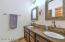 Bath 2 with Duel Sinks and Marble Counter Top