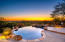 Spectacular sunsets from almost every location across the expansive patios