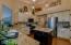 Granite countertops w/ updated kitchen